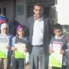 تتالق مدرسة  الفردوس رهط  في المشروع القطري للموهوبين في موضوع الرياضيات  وذلك في حصول ابنائها  على المراتب الثلاث الاولى والتي ترعاه اكادمية القاسمي