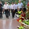 زيارة لوفد لجنة تقليص الفجوات للفردوس رهط