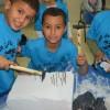 يوم الفنون في مدرسة الفردوس رهط